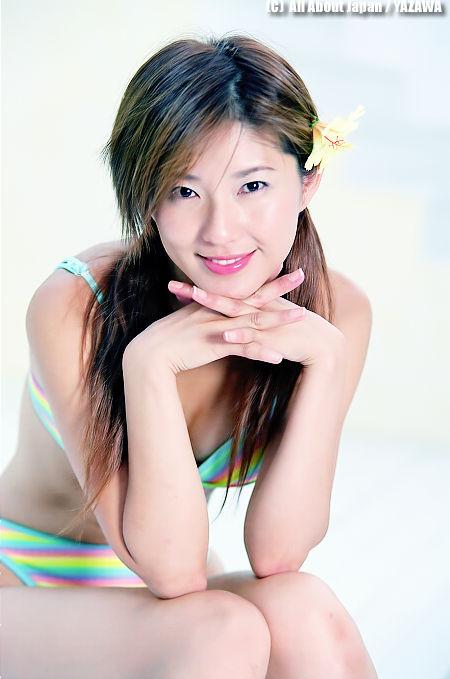 【おっぱい】チャームポイントは美脚と笑顔!トップレースクイーンとして活躍してきた杉村陽子さんのおっぱい画像がエロすぎる!【30枚】 20