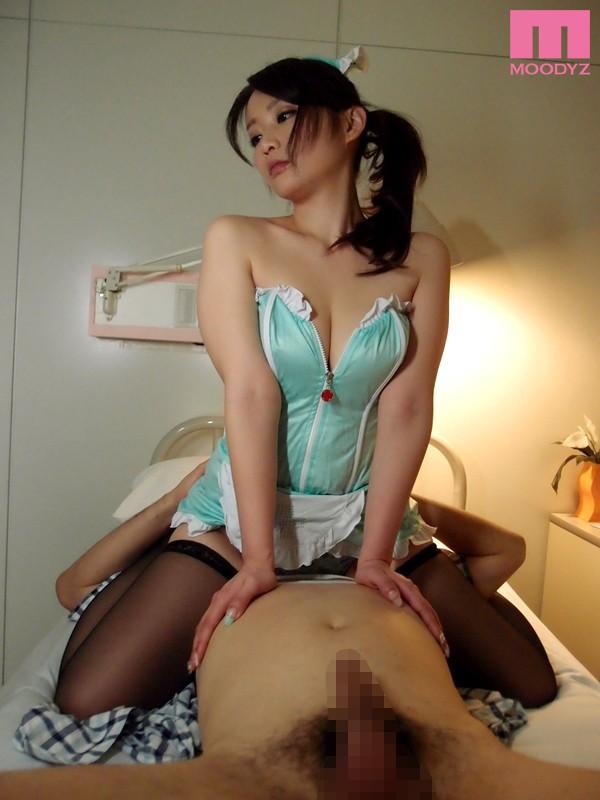 【おっぱい】性欲がたまって患者に手を出す痴女的ナースさんのおっぱい画像がエロすぎる!【30枚】 20