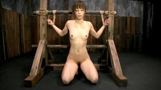 【おっぱい】屈辱な拷問をされ続ける女性のおっぱい画像がエロすぎる!【30枚】 16
