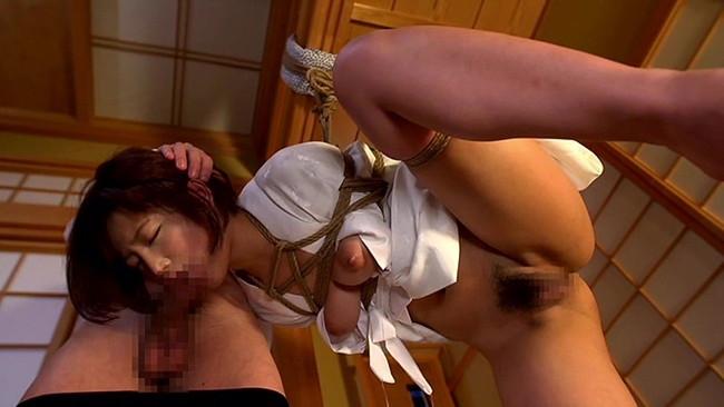 【おっぱい】緊縛されてイキまくっている女性のおっぱい画像がエロすぎる!【30枚】 20