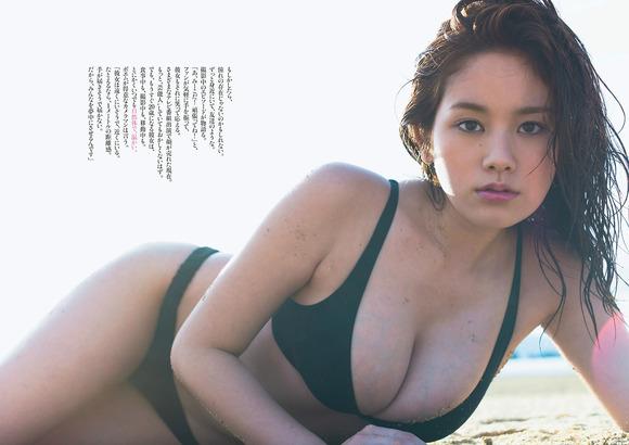 【おっぱい】テラスハウスで一躍有名になった筧美和子ちゃんのおっぱい画像がエロすぎる!【30枚】 22
