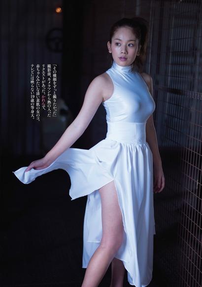 【おっぱい】テラスハウスで一躍有名になった筧美和子ちゃんのおっぱい画像がエロすぎる!【30枚】 27