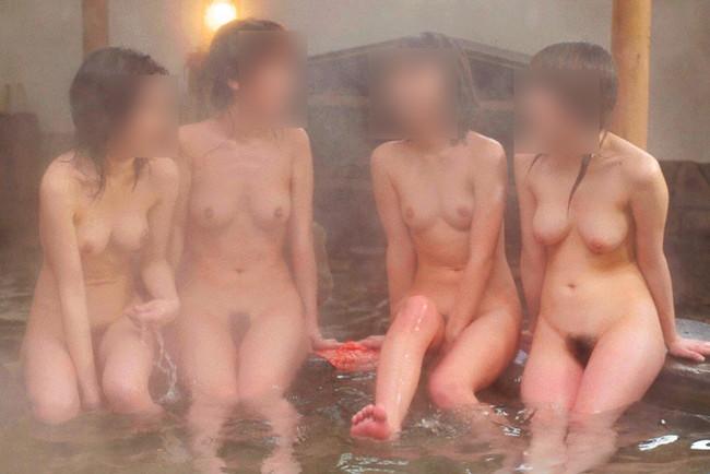【おっぱい】修学旅行の女風呂で撮られちゃっている女の子たちのおっぱい画像がエロすぎる!【30枚】 01
