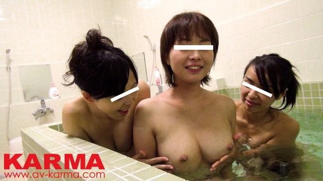 【おっぱい】修学旅行の女風呂で撮られちゃっている女の子たちのおっぱい画像がエロすぎる!【30枚】 12