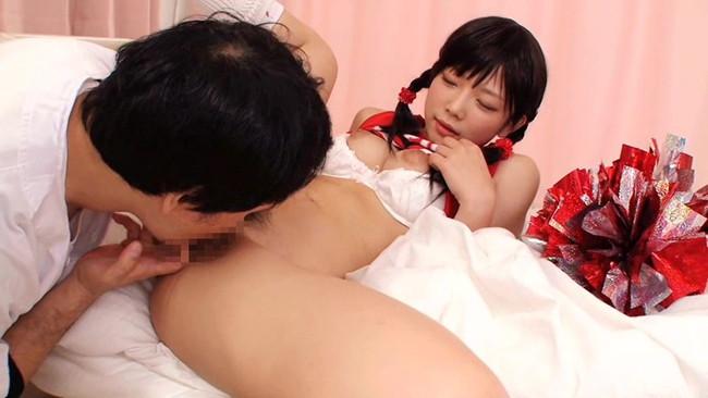 【おっぱい】幼く可愛くエッチなツインテールの女の子のおっぱい画像がエロすぎる!【30枚】 17