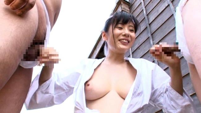 【おっぱい】鉢巻きをしながらエッチなことをしちゃっている女性のおっぱい画像がエロすぎる!【30枚】 17