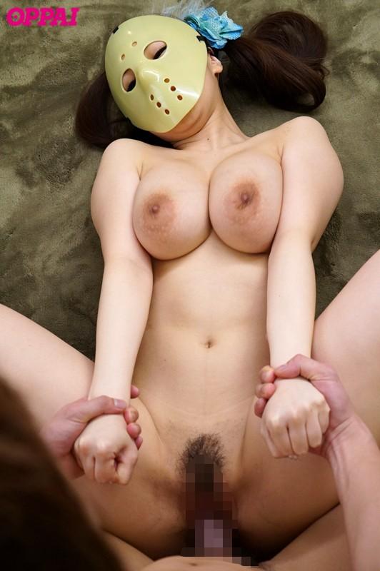 【おっぱい】自分のエロを解放する、仮面をつけた女の子のおっぱい画像がエロすぎる!【30枚】 04