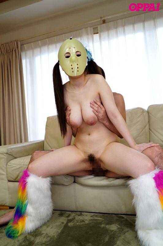 【おっぱい】自分のエロを解放する、仮面をつけた女の子のおっぱい画像がエロすぎる!【30枚】 06