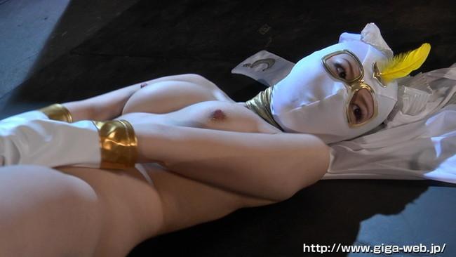 【おっぱい】自分のエロを解放する、仮面をつけた女の子のおっぱい画像がエロすぎる!【30枚】 23
