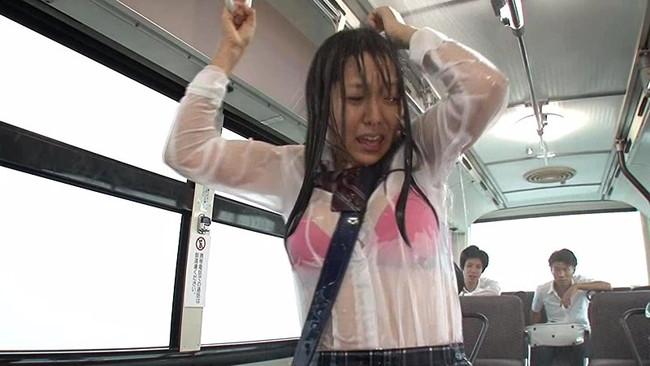 【おっぱい】スケスケな衣装や下着を着た女の子のおっぱい画像がエロすぎる!【30枚】 16