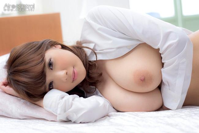 【おっぱい】ヌードの写真だけでも魅力的!ヌード写真のAV女優さんたちのおっぱい画像がエロすぎる!【30枚】 18