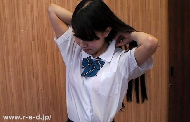 【おっぱい】学校の更衣室で生着替えを盗撮された女子校生のおっぱい画像がエロすぎる!【30枚】 14