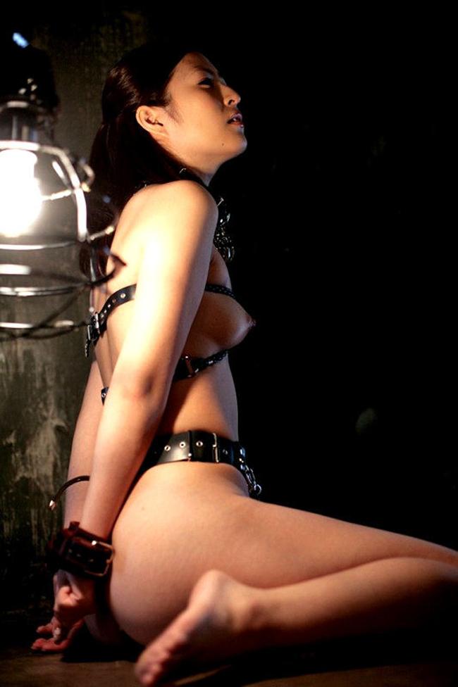 【おっぱい】奴隷として支配された者につけられる貞操帯の女性のおっぱい画像がエロすぎる!【30枚】 01