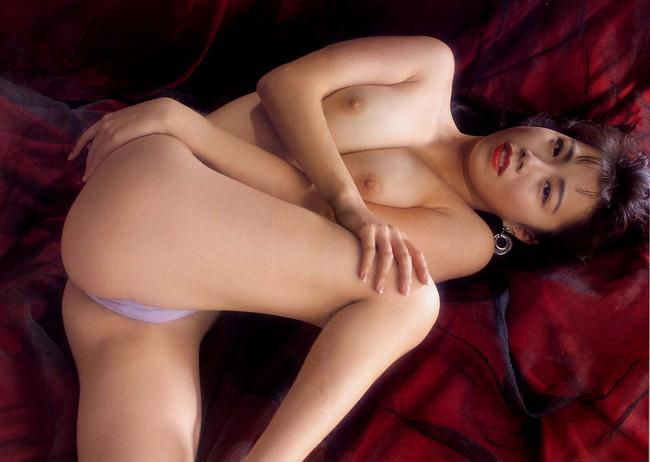 【おっぱい】昭和の時代に一世風靡したAV女優、ポルノ女優さんたちのおっぱい画像がエロすぎる!【30枚】 05