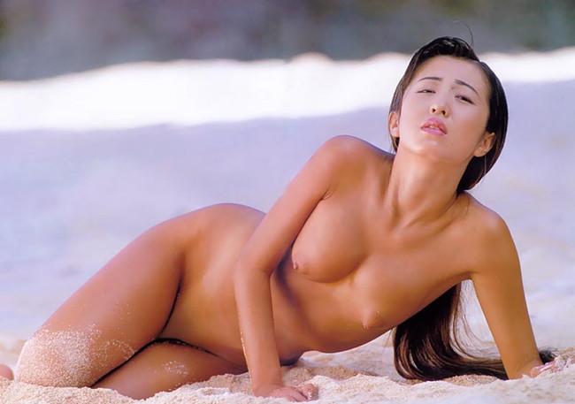 【おっぱい】昭和の時代に一世風靡したAV女優、ポルノ女優さんたちのおっぱい画像がエロすぎる!【30枚】 19