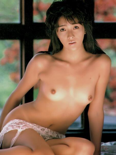 【おっぱい】昭和の時代に一世風靡したAV女優、ポルノ女優さんたちのおっぱい画像がエロすぎる!【30枚】 24