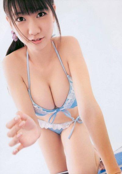 【おっぱい】グラビアや写真集などで見ることができるAKB48メンバーのおっぱい画像がエロすぎる!【30枚】 30