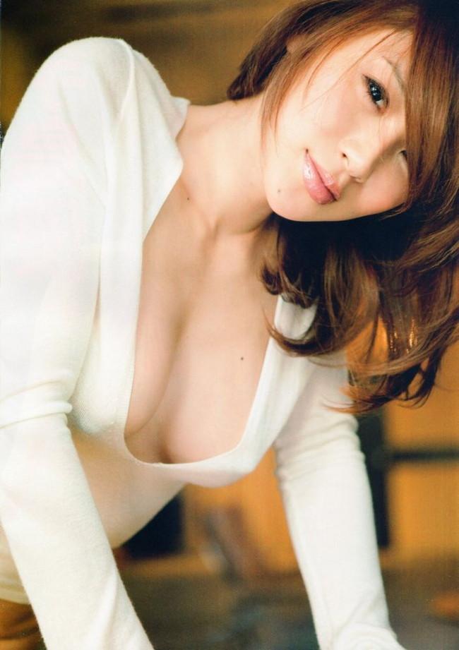 【おっぱい】バラエティでもグラビアでも大人気な手島優ちゃんのおっぱい画像がエロすぎる!【30枚】 20