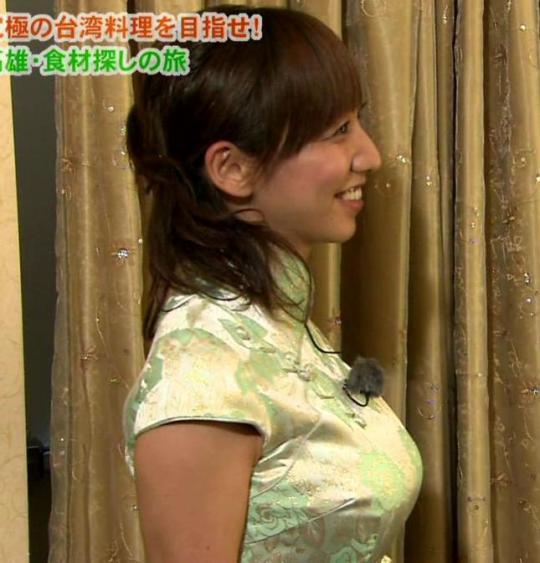 【おっぱい】チャイナドレスを着てこちらを魅了する綺麗なお姉さんのおっぱい画像がエロすぎる!【30枚】 29