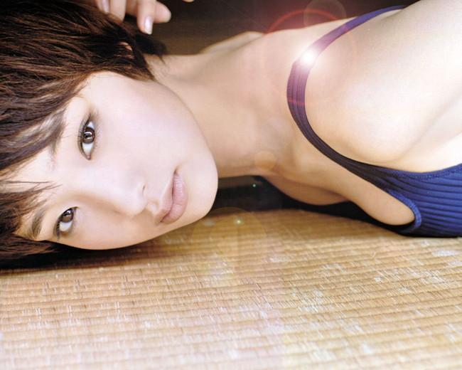 【おっぱい】和室の畳の上でエッチな格好をさせられている女の子のおっぱい画像がエロすぎる!【30枚】 09