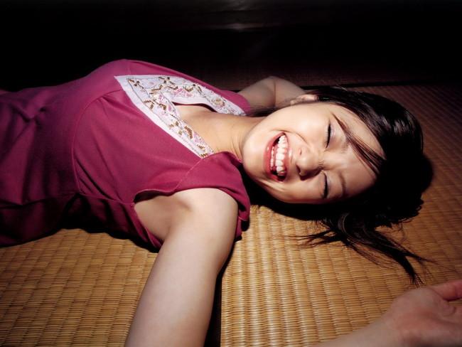 【おっぱい】和室の畳の上でエッチな格好をさせられている女の子のおっぱい画像がエロすぎる!【30枚】 15