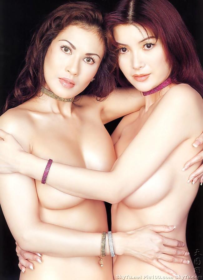 【おっぱい】豊満ナイスバディでゴージャース姉妹で有名な叶姉妹のおっぱい画像がエロすぎる!【30枚】 05