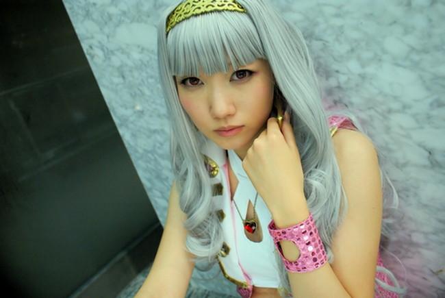 【おっぱい】アイドルマスターのキャラクターのコスプレをしている女の子のおっぱい画像がエロすぎる!【30枚】 13