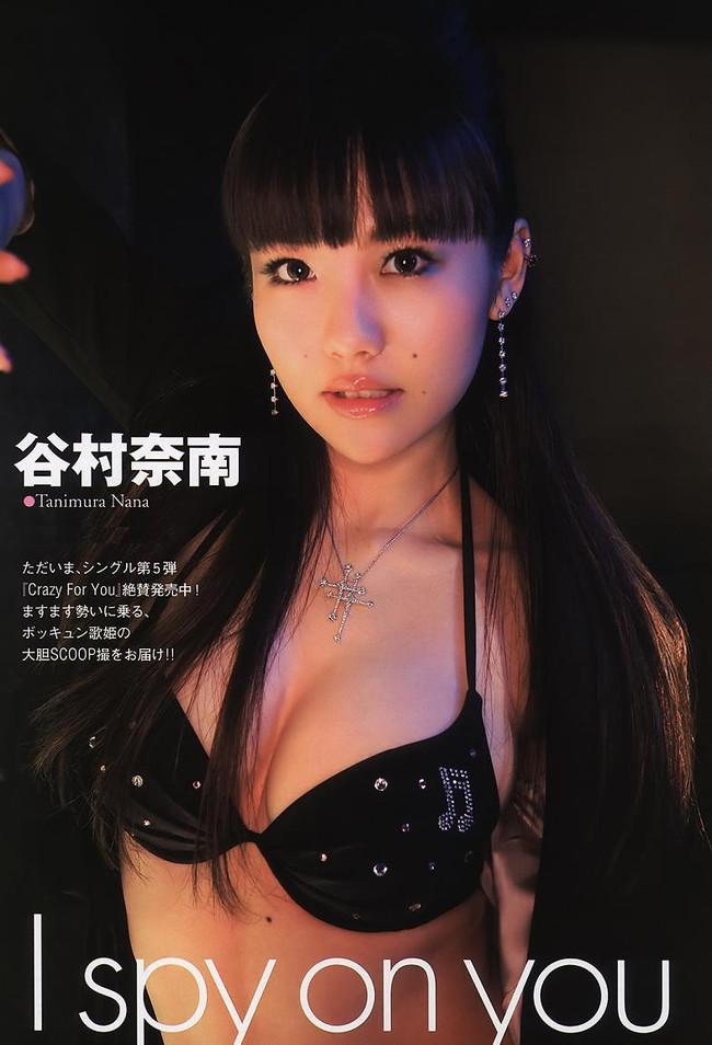 【おっぱい】歌手としてもナイスバディで大人気な谷村奈南さんのおっぱい画像がエロすぎる!【30枚】 26