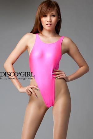 【おっぱい】ハイレグ水着を堂々と着こなしている女の子のおっぱい画像がエロすぎる!【30枚】 28