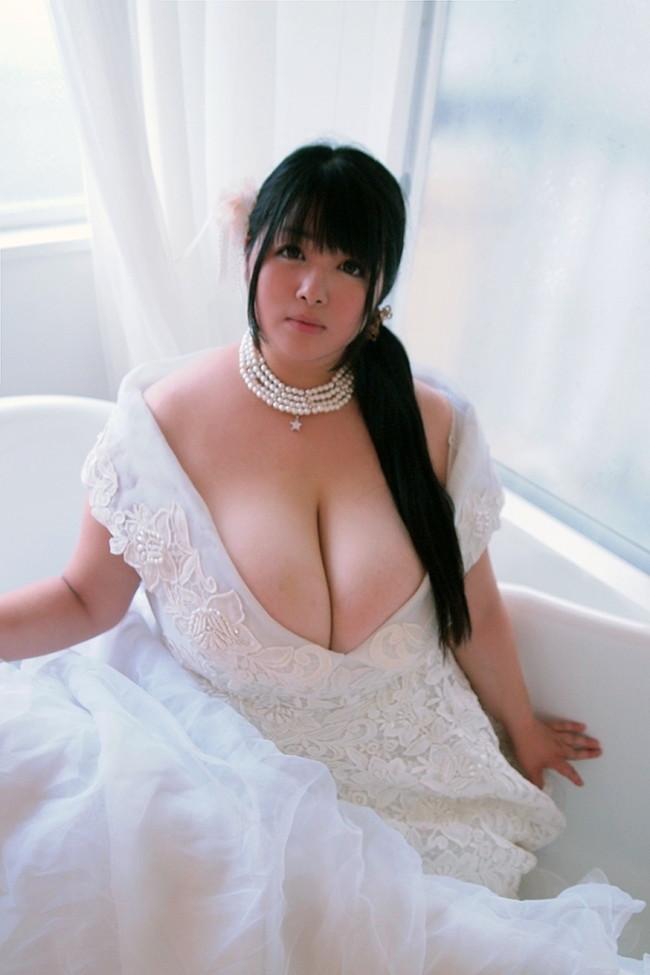 【おっぱい】ポッチャリ可愛いPカップ爆乳声優の星間美佳さんのおっぱい画像がエロすぎる!【30枚】 01