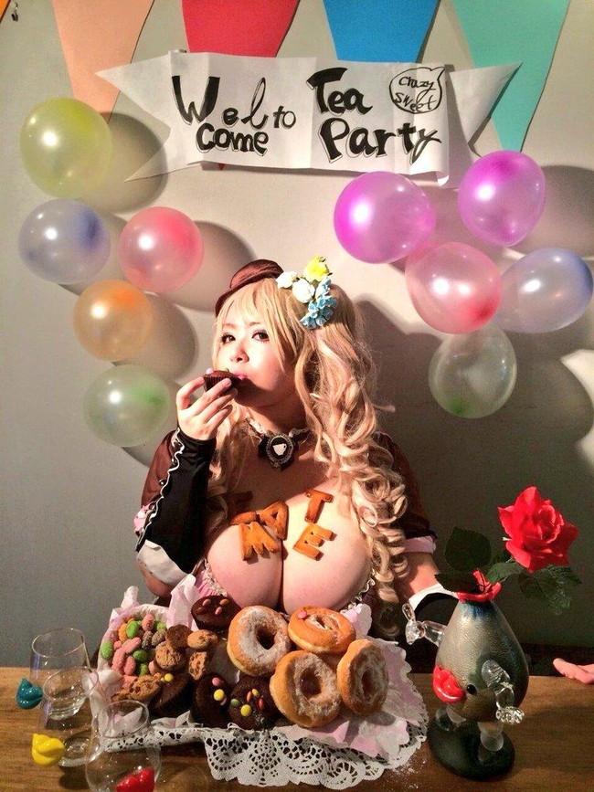 【おっぱい】ポッチャリ可愛いPカップ爆乳声優の星間美佳さんのおっぱい画像がエロすぎる!【30枚】 05