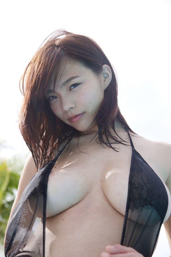 【おっぱい】Iカップを武器にグラビアアイドルをしていた鷹羽澪ちゃんのおっぱい画像がエロすぎる!【30枚】 29