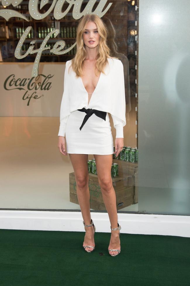 【おっぱい】ファッションモデルのロージー・ハンティントン=ホワイトリーさんのおっぱい画像がエロすぎる!【30枚】 01
