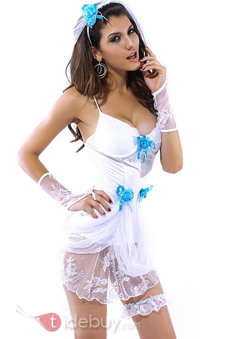 【おっぱい】あなた色に染めて欲しい!ホワイトランジェリーを着用している女の子のおっぱい画像がエロすぎる!【30枚】 28