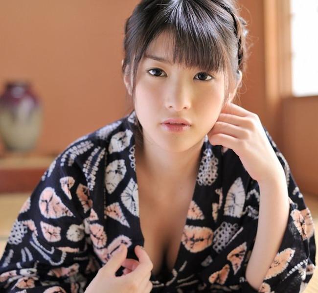 【おっぱい】神乳Gカップグラビアアイドルの神谷えりなちゃんのおっぱい画像がエロすぎる!【30枚】 21