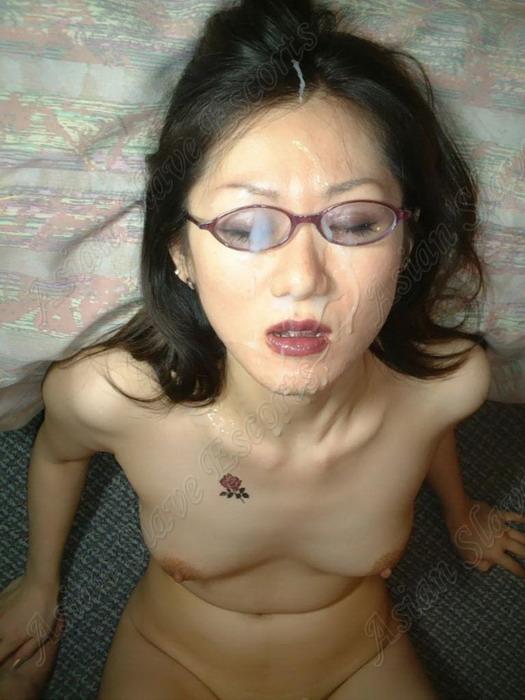 【おっぱい】綺麗な顔にたっぷりと顔射されて汚されちゃった女の子のおっぱい画像がエロすぎる!【30枚】 03