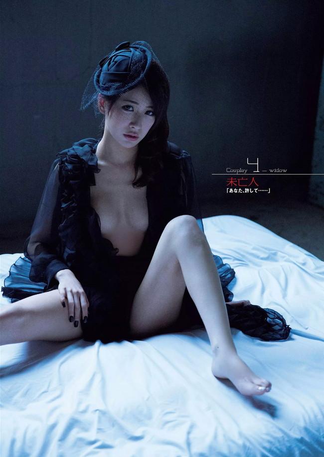【おっぱい】No.1ホステスの経歴を持つ超美人でスレンダーな神室舞衣さんのおっぱい画像がエロすぎる!【30枚】 06