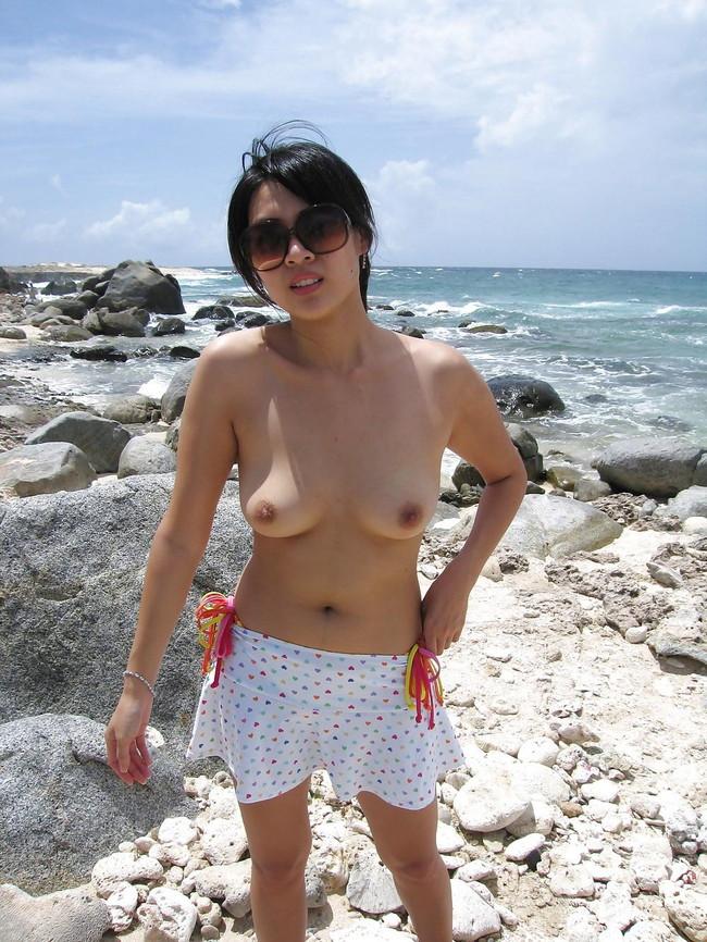【おっぱい】モデルのような裸が綺麗な韓国美女たちのおっぱい画像がエロすぎる!【30枚】 01