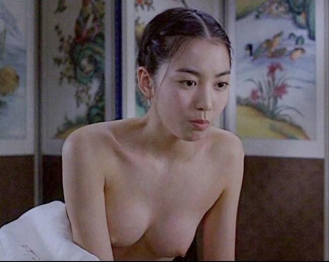 【おっぱい】モデルのような裸が綺麗な韓国美女たちのおっぱい画像がエロすぎる!【30枚】 15