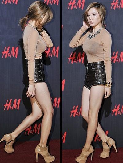 【おっぱい】韓流ブームで大人気になった!韓国アイドルグループの少女時代のおっぱい画像がエロすぎる!【30枚】 18