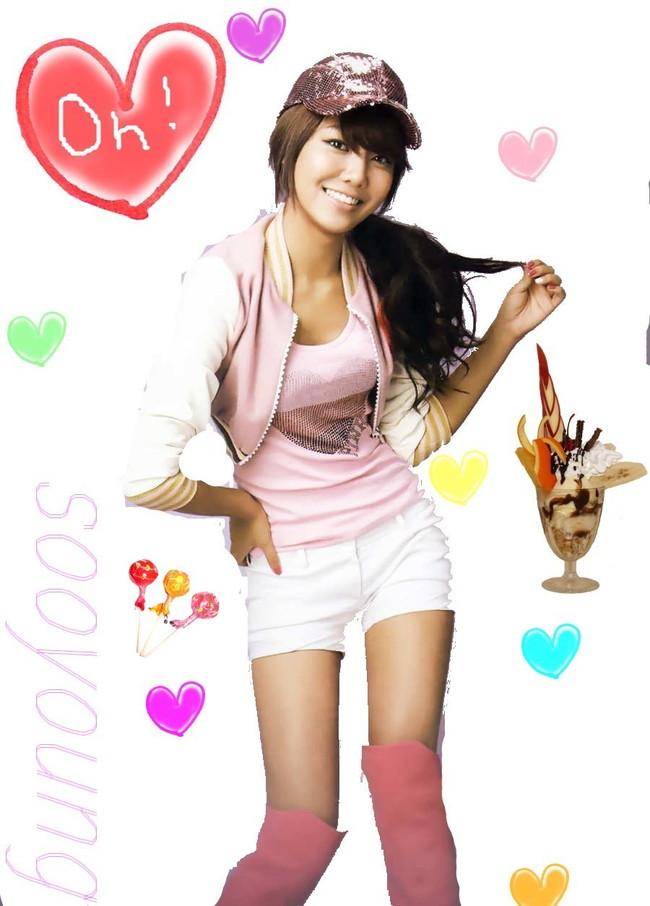 【おっぱい】韓流ブームで大人気になった!韓国アイドルグループの少女時代のおっぱい画像がエロすぎる!【30枚】 19