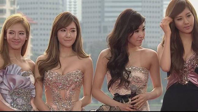 【おっぱい】韓流ブームで大人気になった!韓国アイドルグループの少女時代のおっぱい画像がエロすぎる!【30枚】 24