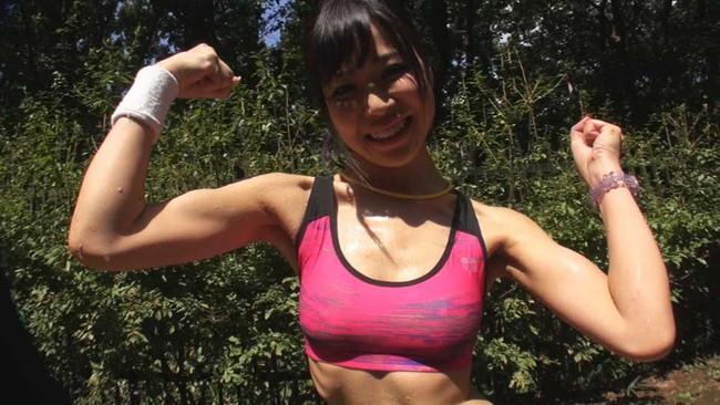 【おっぱい】ジョギングをしているつもりがセックスに夢中になってしまう女性のおっぱい画像がエロすぎる!【30枚】 16