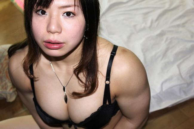 【おっぱい】マッスルボディが堪らない!美人格闘家・中井りんさんのおっぱい画像がエロすぎる!【30枚】 01