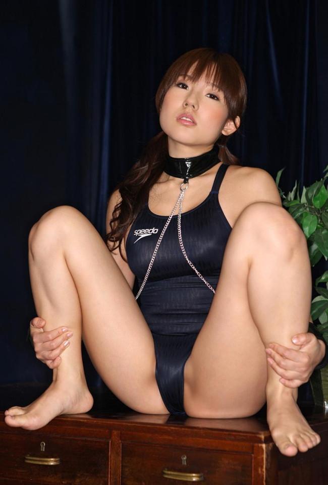 【おっぱい】首輪に繋がれて従順なペットのような女の子のおっぱい画像がエロすぎる!【30枚】 27