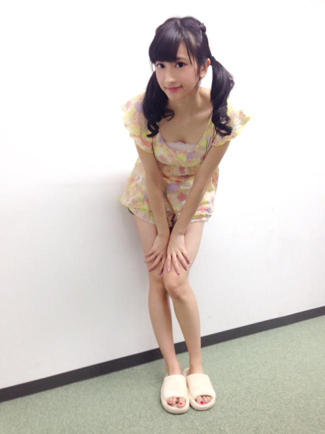 【おっぱい】「どるえれのお人形りかちゃん、りかぴょん」こと外崎梨香ちゃん可愛らしい画像をご紹介!【30枚】 27