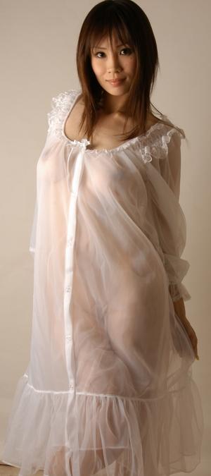 【おっぱい】セクシーなネグリジェ姿がエロくてたまらない女の子のおっぱい画像がエロすぎる!【30枚】 06