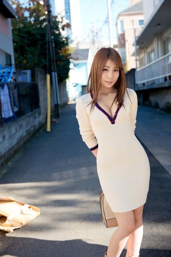 【おっぱい】綺麗で色白!綺麗なおっぱいの持ち主の長谷川るいちゃんのおっぱい画像がエロすぎる!【30枚】 11