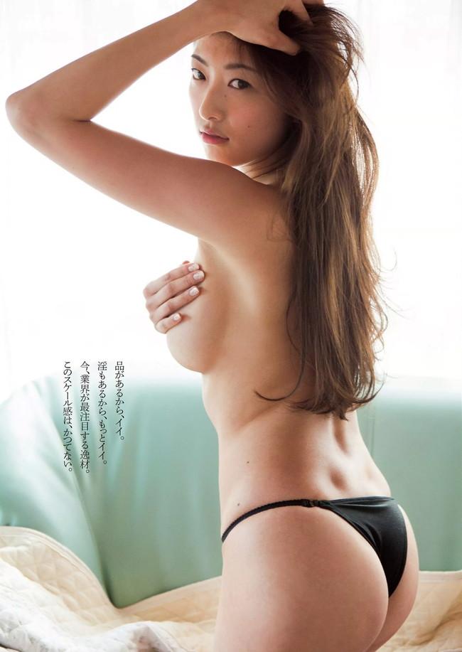 【おっぱい】スレンダーなモデル体型で男を圧倒してしまう長身な女の子のおっぱい画像がエロすぎる!【30枚】 03