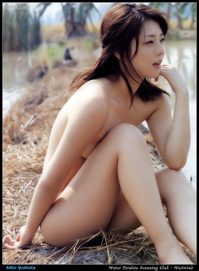【おっぱい】キャンペーンガールからグラビアまで幅広く活躍していた吉岡美穂さんの画像がエロすぎる!【30枚】 09
